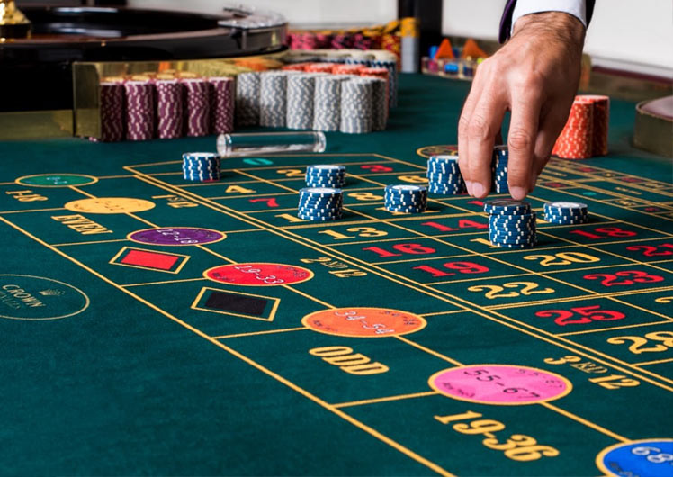Roulette - Games we offer at Crown London Aspinalls