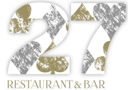 Welcome to 27 Restaurant & Bar