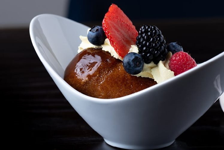 27 Restaurant & Bar - Sticky date pudding