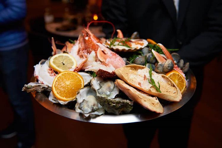 Jazz and Seafood Night Crown London Aspinalls